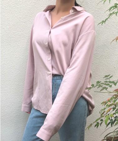 Creamy Shirts_Pink