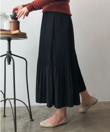 Sherbet Skirt_Black