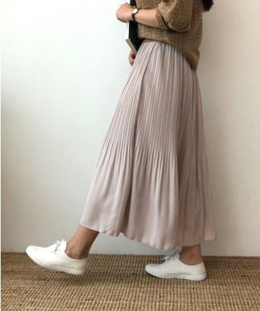 Sherbet Skirt_Ivory