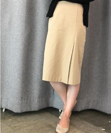 Toast Skirt_Light Beige
