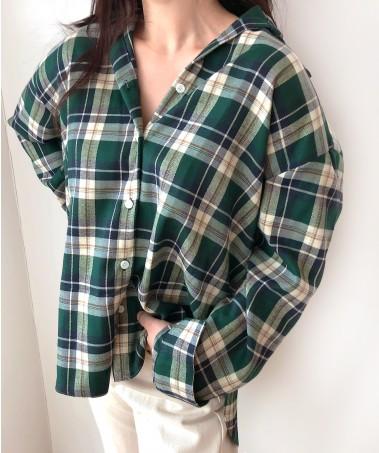 Block Shirts_Green